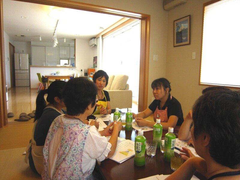 7月4日・11日開催「子供の元気ごはん料理教室」@川口市