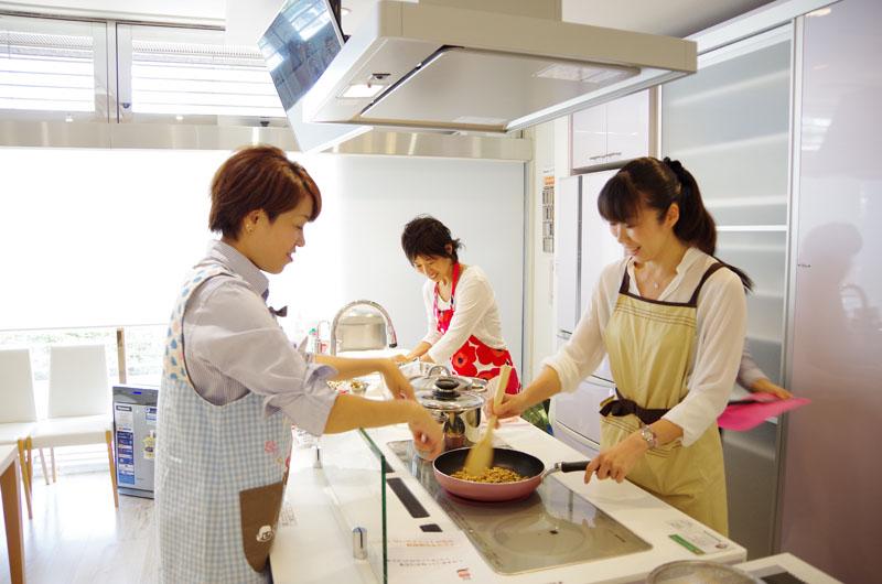 【イベント開催報告】10月16日「失敗しないダイエットの為の料理教室&セミナー(拡大版)」