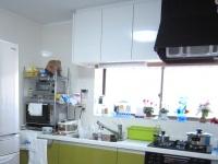 川口市の全面リフォーム-キッチン