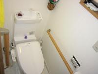 川口市の全面リフォーム-トイレ