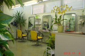 美容室(埼玉県さいたま市)のリフォーム写真2