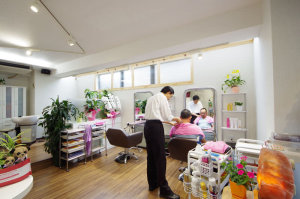 美容室(埼玉県さいたま市)のリフォーム写真5
