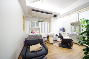 美容室(埼玉県さいたま市)のリフォーム写真4