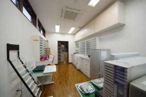 新座市の新築薬局・調剤室の写真