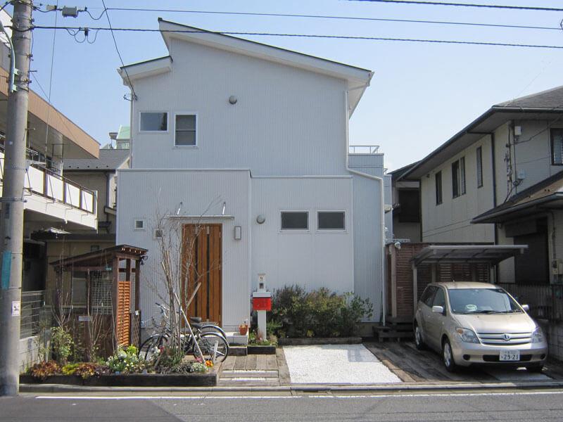 スタイリッシュな注文住宅(埼玉県さいたま市)