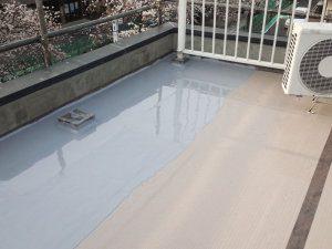 屋根の防水リフォーム(埼玉県川口市)の写真4