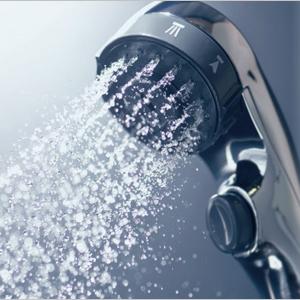 Panasonicの新W節水シャワー