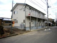 賃貸用アパートの建築事例(埼玉県川口市)