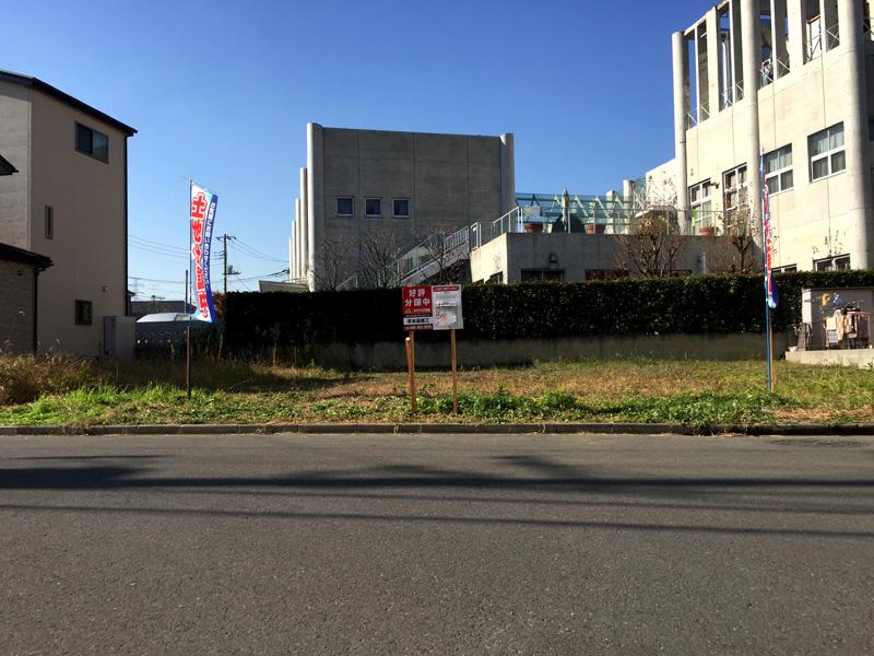【販売終了】川口市伊刈・宅地分譲地