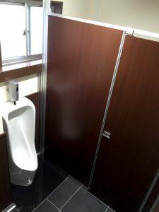リフォーム後のトイレ(小便器)