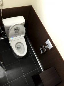リフォーム後のトイレ(大便器)