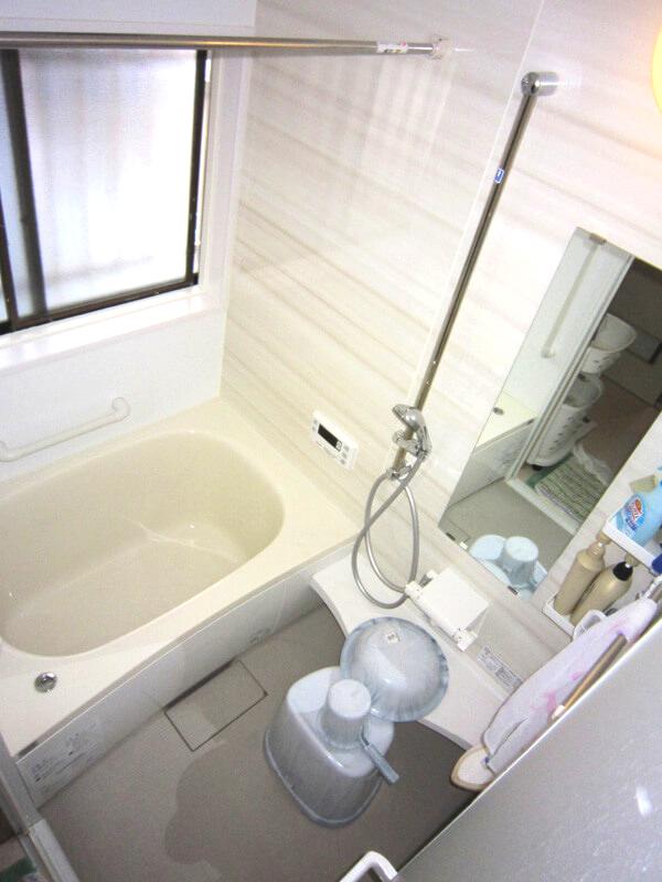 お風呂(浴室)リフォーム後