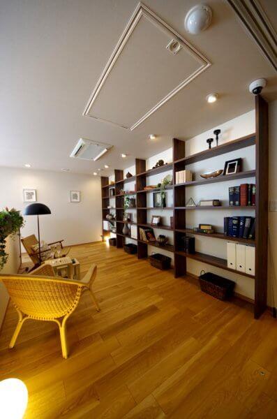 家族の書棚