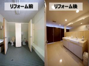 オフィスの男子・女子トイレリフォーム(埼玉県戸田市)