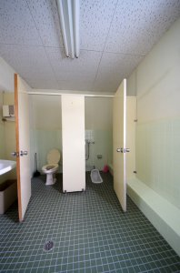 リフォーム前のトイレの大便器