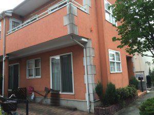 外壁塗装前の外観
