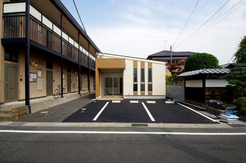 厚川薬局様新築(埼玉県川口市)