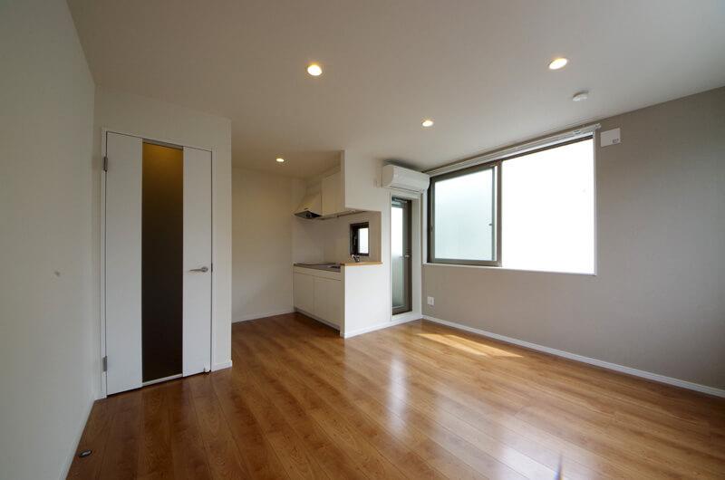 小規模マンション・アパートの設計・施工【低空室率を実現】