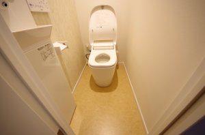トイレ(タンクレス)