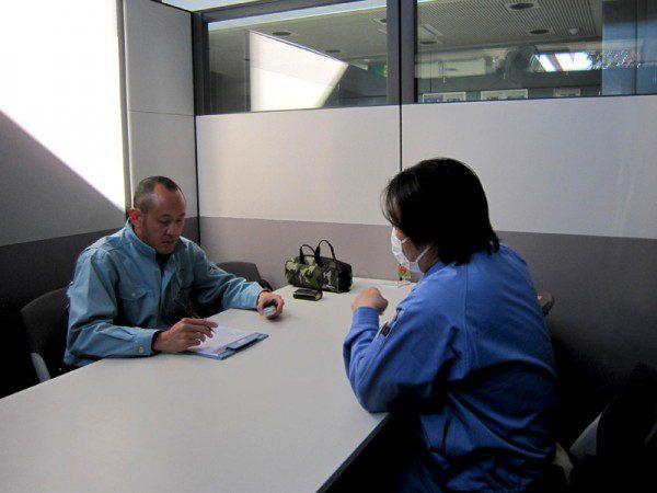 株式会社Nのご担当者様とのインタビュー