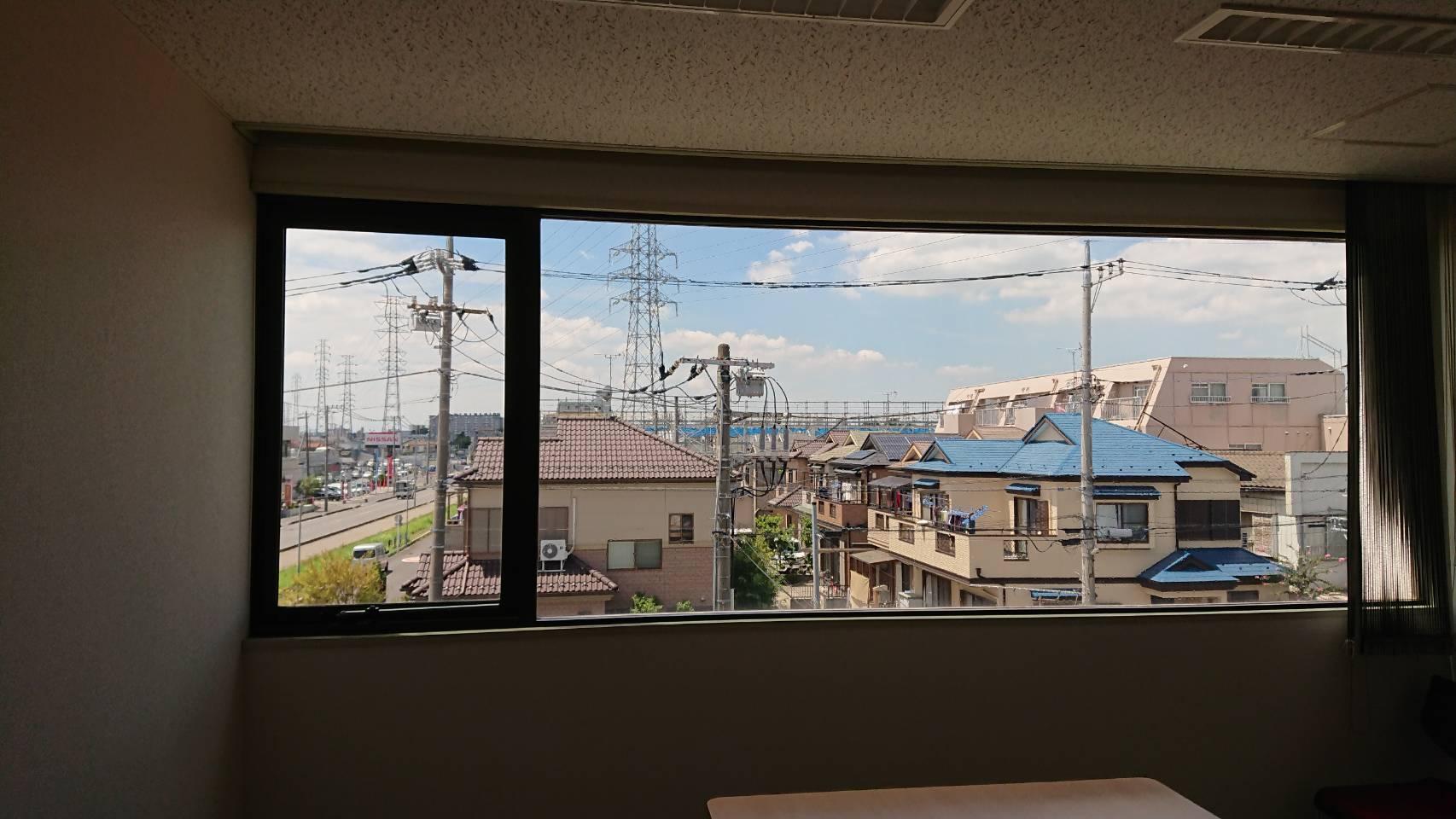 O社様 オフィスの窓を遮熱(埼玉県さいたま市)